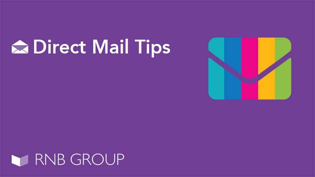 4 of our top direct mail tips