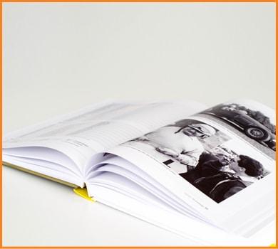 RNB Group Brochure Printing - Hardback Brochure