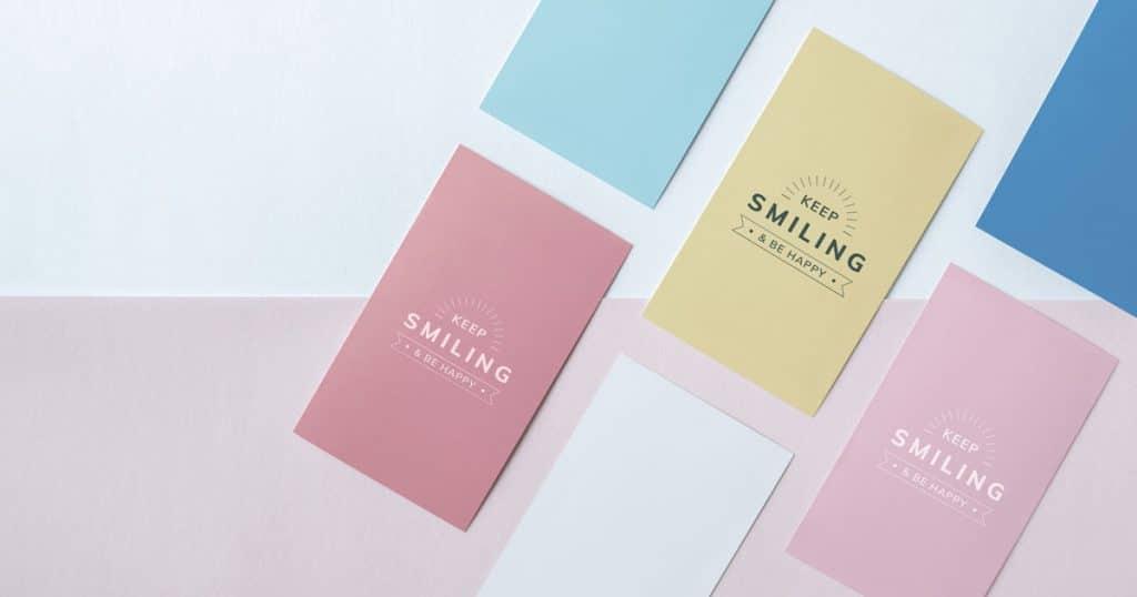 RNB Group Business Card Colour