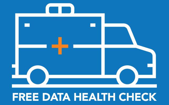 Free data health check
